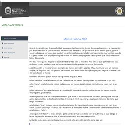 Guías Prácticas de Código Accesible