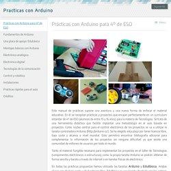 Practicas con Arduino