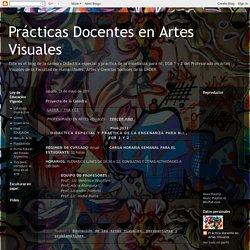 Prácticas Docentes en Artes Visuales: Proyecto de la Catedra