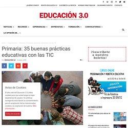 35 prácticas educativas con las TIC en Primaria