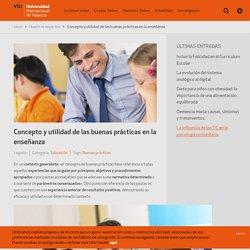 Concepto y utilidad de las buenas prácticas en la enseñanza - VIU – Tu Universidad Online