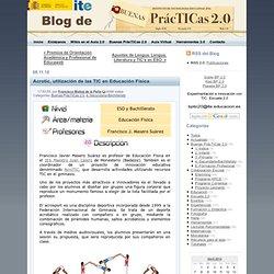 Blog de Buenas Prácticas 2.0 - Acrotic, utilización de las TIC en Educación Física