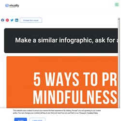 5 Ways to Practice Mindfulness Today