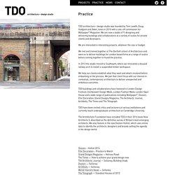 TDO Architecture