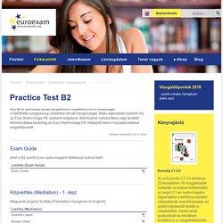 Practice Test B2