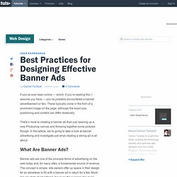 Best Practices for Designing Effective Banner Ads