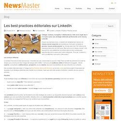 Les best practices éditoriales sur LinkedIn