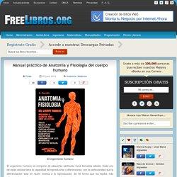 Manual práctico de Anatomía y Fisiología del cuerpo humano