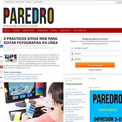 8 prácticos sitios web para editar fotografías en línea