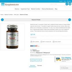 Order online Nazanol Tablets for healthy nasal & sinus function