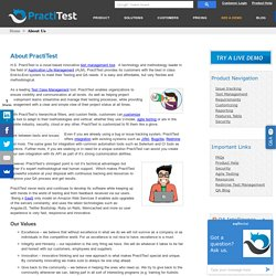 About PractiTest: Test Case Management Software