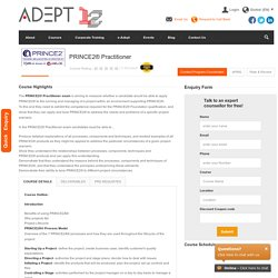 Project Management / PRINCE2 Foundation and Practitioner Certification Training