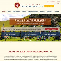 Society for Shamanic Practitioners