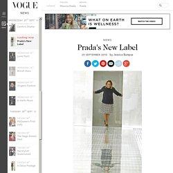Prada's new country of origin labels