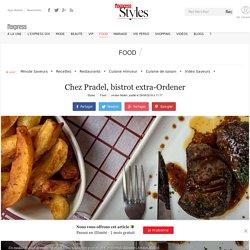 Chez Pradel, bistrot extra-Ordener 75018