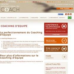 Coaching d'Equipe : Formation pragmatique et operationnelle sur le coaching d'equipe