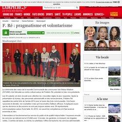 F. Ré : pragmatisme et volontarisme - 12/02/2015