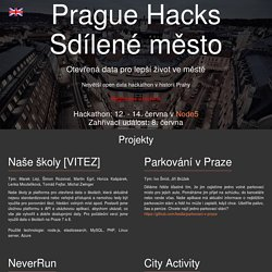 Prague Hackathon