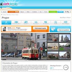 Guide Prague : infos pratiques, itinéraires, météo, que faire à Prague
