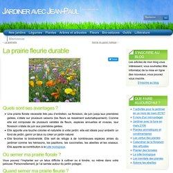 La prairie fleurie durable « Bio-Astuces