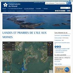 LANDES ET PRAIRIES DE L'ILE AUX MOINES
