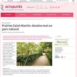 Prairies Saint-Martin: dessine-moi un parc naturel