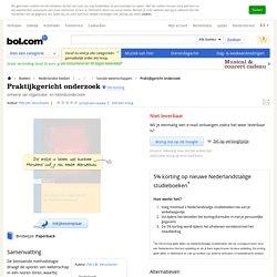 Praktijkgericht onderzoek, Piet J.M. Verschuren