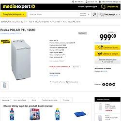 Pralka POLAR PTL 1261D - Media Expert
