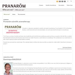 Pranarôm .:. Who are we ?