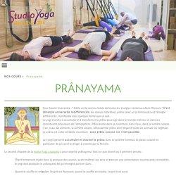 Pranayama - Studio Yoga République