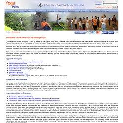 Pranayama, Yoga Breathing, Pranayama types
