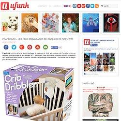 PrankPack – Les faux emballages de cadeaux de Noël WTF