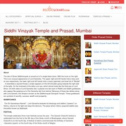 You can now book a Puja or Prasad at Siddhi Vinayak Temple, Mumbai