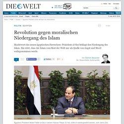 Ägyptens Präsident al-Sisi will Islam neu interpretieren