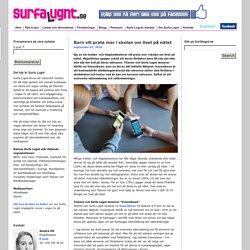 Barn vill prata mer i skolan om livet på nätet - Surfa Lugnt