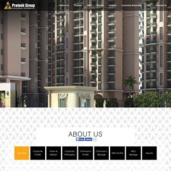 Prateek Group - Real Estate Company in Noida