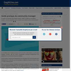 Guide pratique du community manager