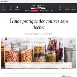 Guide pratique des courses zéro déchet - Cuisine / Madame Figaro