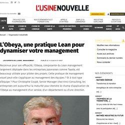 L'Obeya, une pratique Lean pour dynamiser votre management