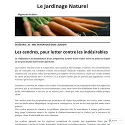 20 – Mise en pratique dans le jardin – Le Jardinage Naturel