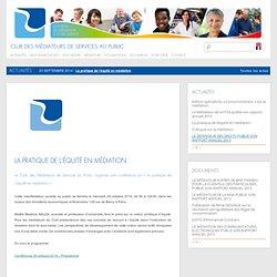 Club des Médiateurs de Services au Public