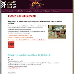 En pratique - L'Open Bar Bibliotheek