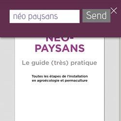 Guide très pratique des néo-paysans Ed. 2 - ScholarVox Université