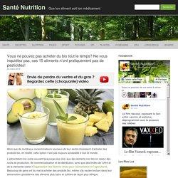 Vous ne pouvez pas acheter du bio tout le temps? Ne vous inquiétez pas, ces 15 aliments n'ont pratiquement pas de pesticides!