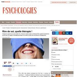 Rire de soi - Pratiquer l'autodérision comme thérapie