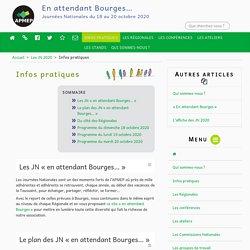 Infos pratiques - En attendant Bourges…