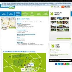 Infos pratiques du village de Bordeaux - Mérignac, horaires, téléphone et adresse