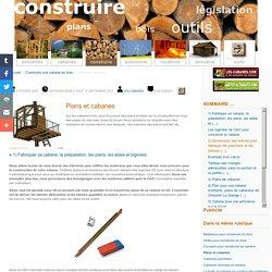 Chapitre sur les plans et données pratiques sur les dimensions des matériaux.