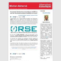 Un premier état des lieux de pratiques de RSE au sein de l'économie sociale et solidaire en France