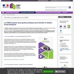 Le CNEE propose deux guides pratiques pour faciliter la relation école-entreprise - CNEE.fr